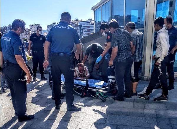 Son dakika! Kayseri Adliyesi'nde demir çubuklu kavga: 2 yaralı, 13 gözaltı