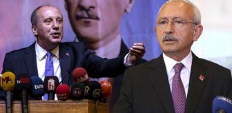 Kılıçdaroğlu, Muharrem İnce konuşmasını bitirir bitirmez teşkilatlara talimat gönderdi