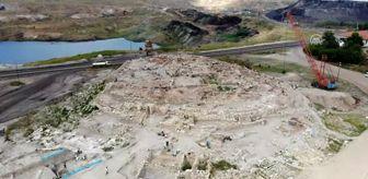 Seyitömer: Seyitömer Höyüğü'nde kazılar bölge tarihine ışık tutuyor