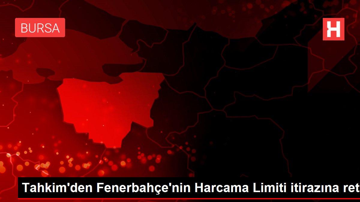 Tahkim'den Fenerbahçe'nin Harcama Limiti itirazına ret