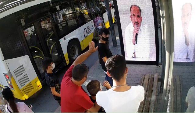 Türkiye'de bir ilk: Konya'da duraklarda koronavirüse canlı takipli önlem