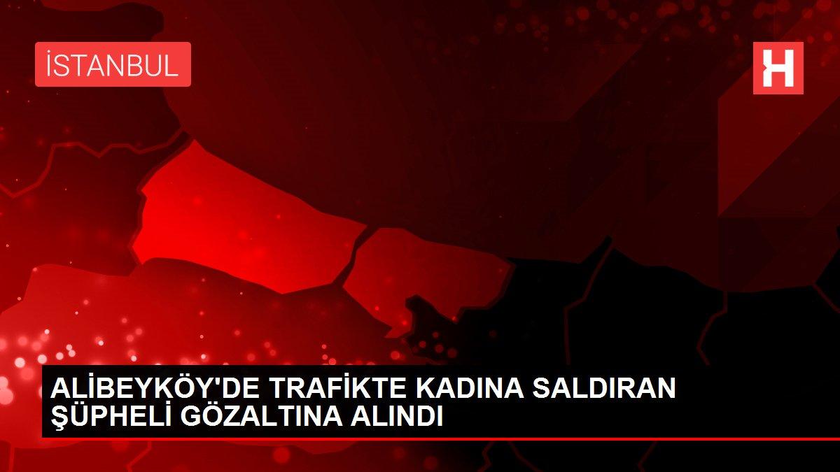 Son dakika haber | ALİBEYKÖY'DE TRAFİKTE KADINA SALDIRAN ŞÜPHELİ GÖZALTINA ALINDI