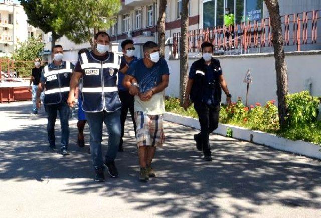 Balıkesir'de plajlara dadanan 5 kişilik hırsızlık çetesi çökertildi