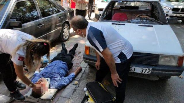 Bisikletliye çarpan 63 yaşındaki ehliyetsiz kadın sürücü: Heyecanla gaza basmışım