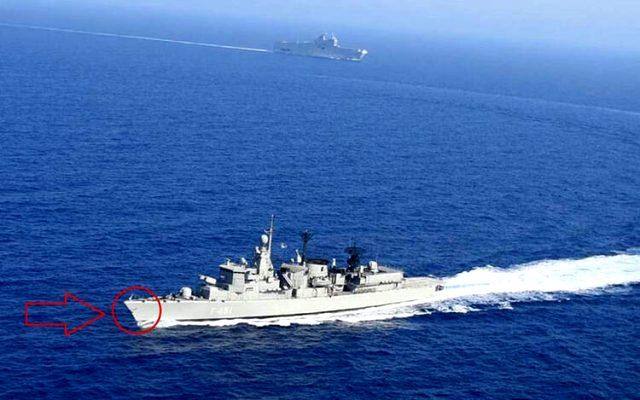 Erdoğan'ın 'İlk cevabı aldılar' sözünün perde arkasında Yunan gemisinin kaçması var