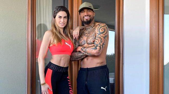 Eski Beşiktaşlı Boateng'in eşi Satta itiraf etti: Göğüslerim sörf tahtası gibiydi