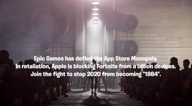 Fortnite App Store ve Google Play Store'dan kaldırıldı! Epic Games dava açıyor