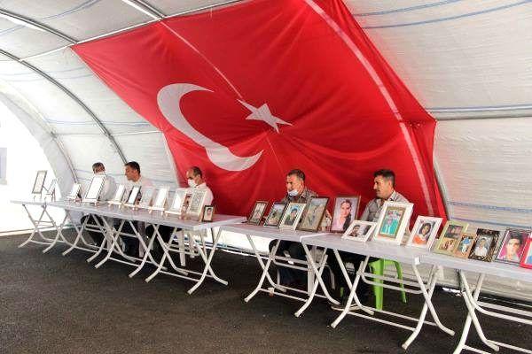 Son dakika haberleri! HDP önündeki eylemde 347'nci gün