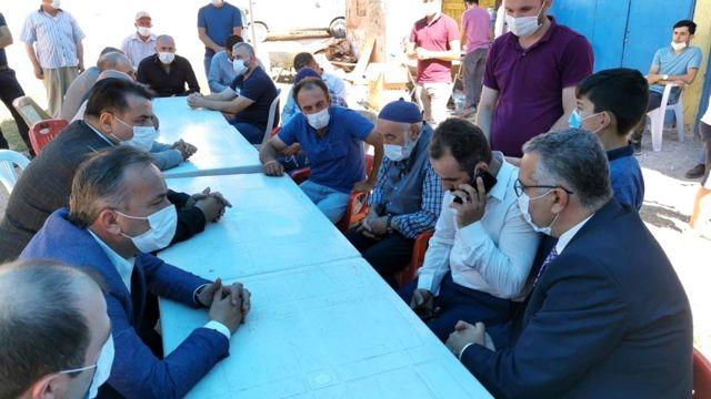 Son dakika haber: İçişleri Bakanı Soylu'dan yangında 2 çocuğunu ve babasını kaybeden vatandaşa telefon