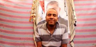 Kefen: Son dakika haberi: Mısır'daki Rabia Meydanı'nda öldürülen genç, arkasında 'darbecilerin yalanını ortaya koyan'...