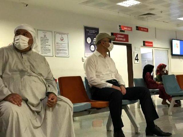 Şanlıurfa Valisi, tebdili kıyafet koronavirüs denetimine çıktı