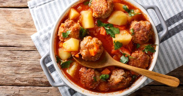 Sulu köfte yemeği | Sulu köfte tarifi, sulu köfte kalorisi ne kadar? Patatesli sulu köfte