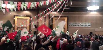Göksu: Gelecek Partisi Genel Başkanı Ahmet Davutoğlu, partisinin il kongresinde konuştu