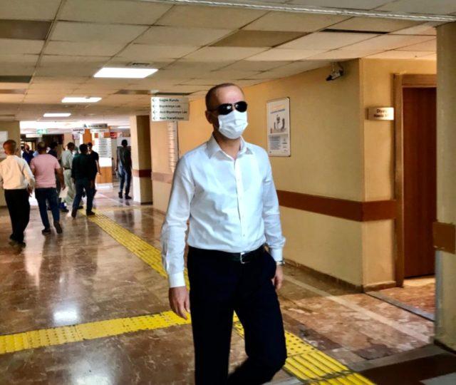 ŞANLIURFA Vali Erin: Hastanelerdeki iddiaları araştırmak için böyle denetledim