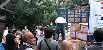 Tika: Türkiye STK'larıyla da Lübnan'ın yaralarını sarıyor