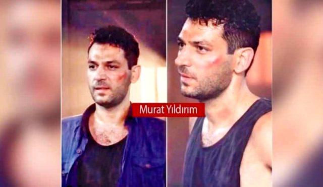 Ünlü oyuncu Murat Yıldırım, 'Ramo'nun çekimlerinde kaza geçirdi