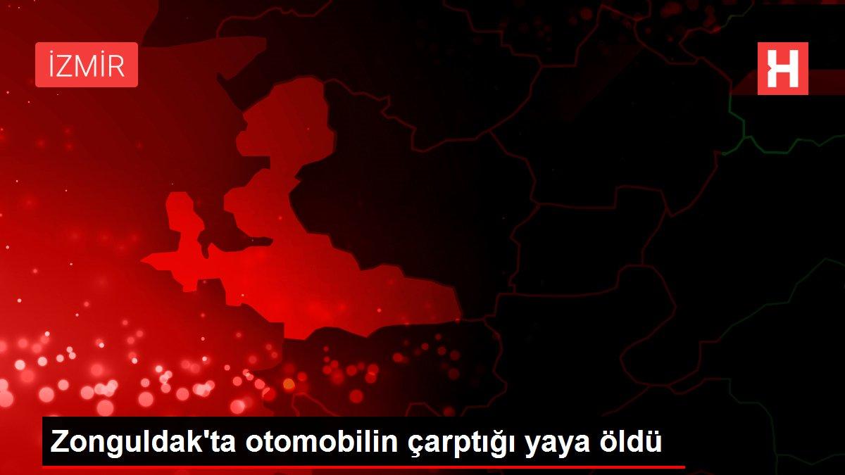 Son dakika! Zonguldak'ta otomobilin çarptığı yaya öldü