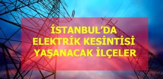 Maslak: 16 Ağustos Pazar İstanbul elektrik kesintisi! İstanbul'da elektrik kesintisi yaşanacak ilçeler İstanbul'da elektrik ne zaman gelecek?