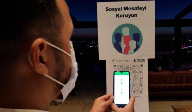 Koronavirüse karşı 'Güvenli alan' uygulaması yeni normalde zorunlu olacak