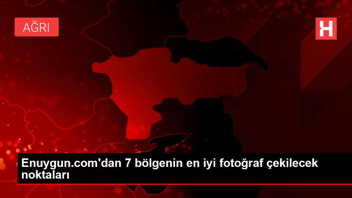Enuygun.com'dan 7 bölgenin en iyi fotoğraf çekilecek noktaları