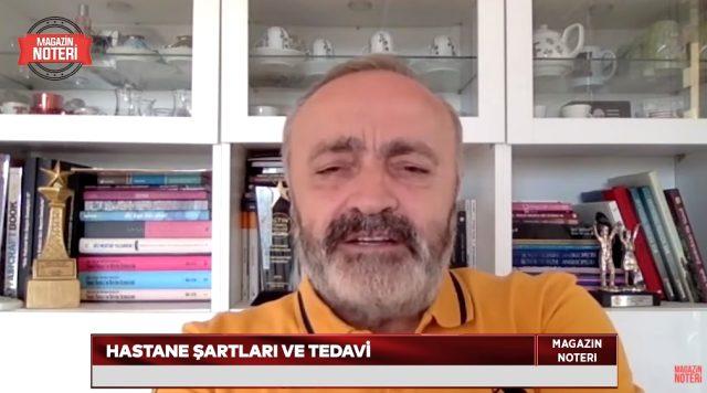 Ünlü gazeteci Ali Eyüboğlu ve eşi koronavirüse yakalandı
