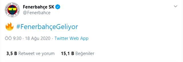 Fenerbahçe'nin anlaşmaya vardığı Mame Thiam, Can Bartu Tesisleri'ne geldi