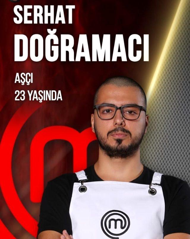 MasterChef Serhat kimdir? MasterChef Serhat MasterChef Türkiye yolculuğu ve Serhat hayat hikayesi! MasterChef Serhat Instagram hesabı paylaşımları!