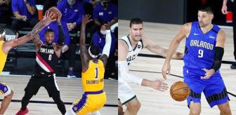 Ersan İlyasova: Konferans liderleri Lakers ve Bucks'a play-off dersi!