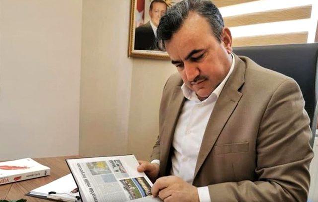 Koronadan hayatını kaybeden Çumra Belediye Başkanı Oflaz, toprağa verildi