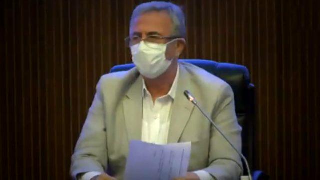 Mansur Yavaş'ın müsvedde kağıdına not alması sosyal medyada gündem oldu
