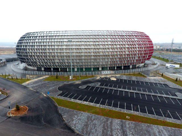 UEFA Uluslar Ligi'ndeki Türkiye-Sırbistan maçı Gaziantep'te oynanacak