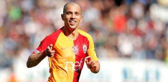 Falcao: Galatasaray'da Feghouli yıllık ücretinde indirimi kabul etti