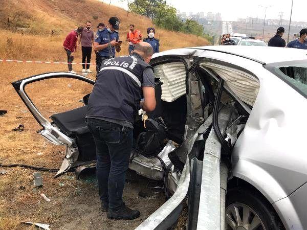 Son dakika! Mühendis Gaye'nin öldüğü kazada, sürücüsü meslektaşı tutuklandı