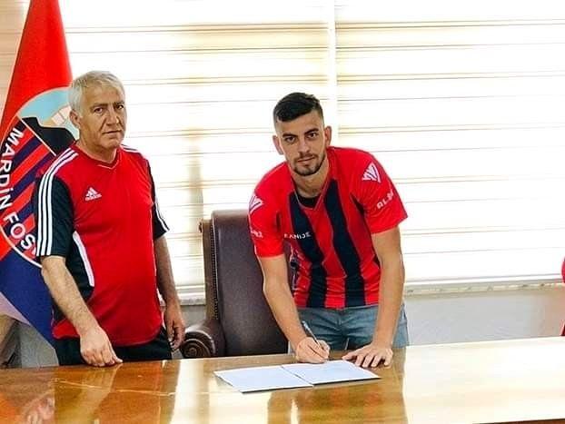 Son dakika haberi: Mardin Fosfat Spor'dan üç imza birden