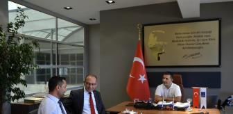 Turgutlu: Turgutlu ve Uzunlu Belediye Başkanları, Başkan Günel'i ziyaret etti