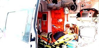 Malkara: Çarptığı yayayı kanlar içinde bırakıp olay yerini terk etti