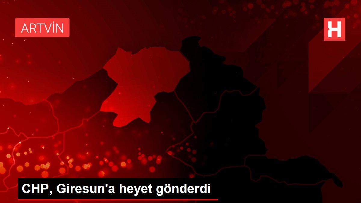 Son Dakika   CHP, Giresun'a heyet gönderdi