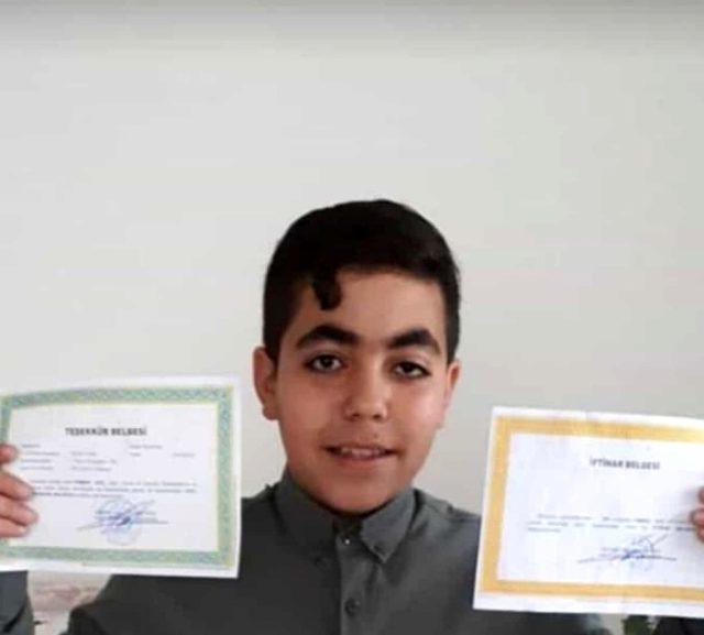 Genç Osman'ın ani ölümü ikizleri ayırdı! Karantinada olan aile, oğullarını son yolculuğuna uğurlayamadı