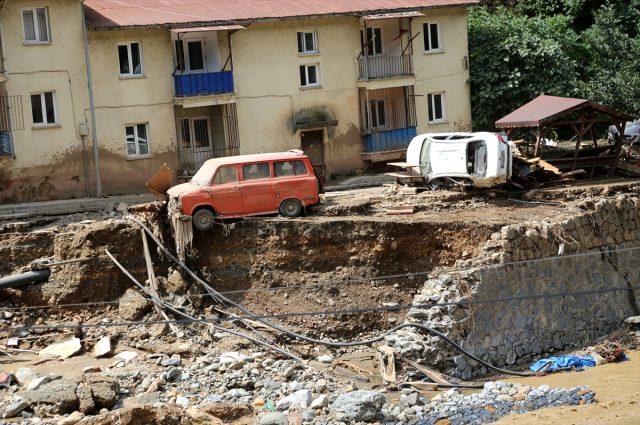 Son Dakika: Giresun'da meydana gelen sel felaketinde ölü sayısı 5'e yükseldi