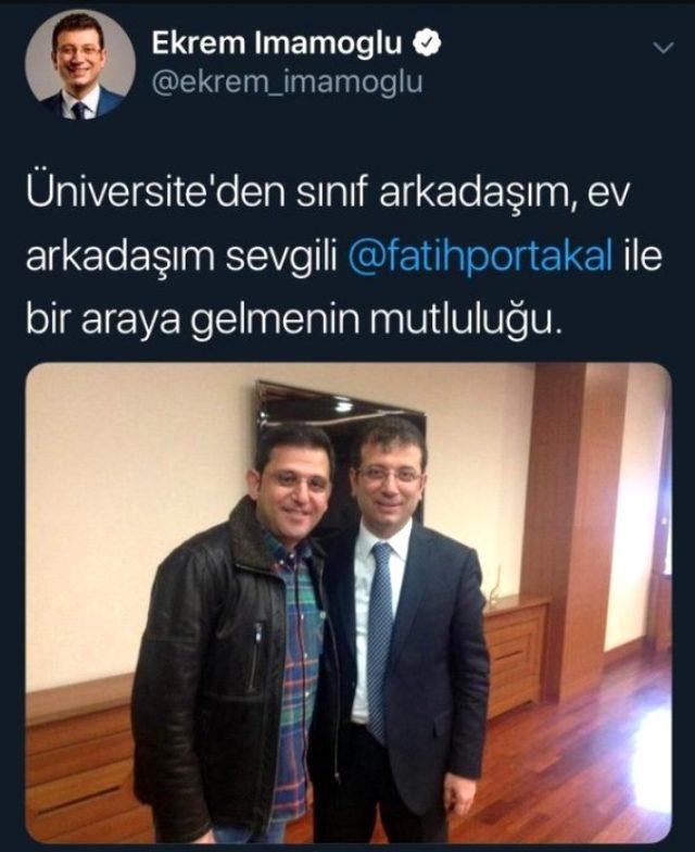 Fatih Portakal, İmamoğlu'nun kuracağı kanala mı geçiyor? Veda mesajındaki detay iddiaları güçlendiriyor