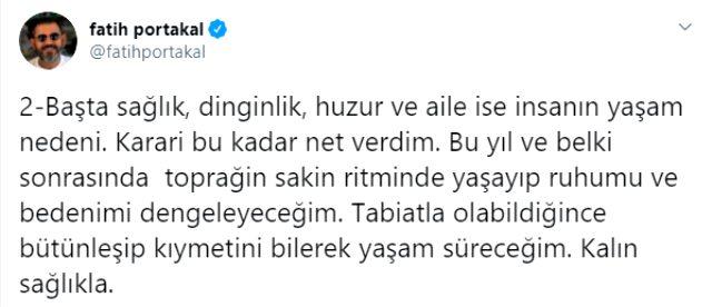 Medyaya girdiği konuşulan Ekrem İmamoğlu'nun aklındaki isim: Fatih Portakal