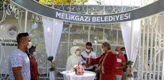 Gültepe: Melikgazi'de nikahlar artık kır nikahı şeklinde olacak
