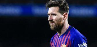 Carles Puyol: 20 yıl önce Barcelona'dan Real Madrid'e transfer olan Figo'dan Messi paylaşımı: Başka bir tarihi an