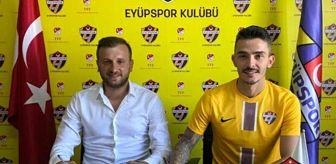 Eyüpspor: Kocaelispor'un istediği Taha Balcı'yı Eyüpspor kaptı