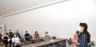 Esra Aydın: KTO'da otel, lokanta ve eğlence yerleri yetkililerine hijyen eğitimi