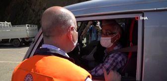 Doğankent: Son dakika haberleri! Ulaştırma ve Altyapı Bakanı Karaismailoğlu sel bölgesinde
