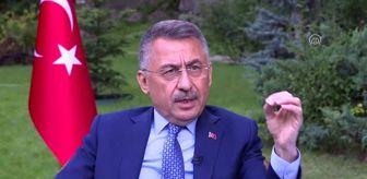 Paris Anlaşması: Son dakika haber: Cumhurbaşkanı Yardımcısı Oktay'dan AB'ye çağrı: 'Hakkaniyetli olun, Türkiye geri adım atmayacak'