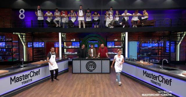 MasterChef Türkiye'de 10 bin TL'lik ödülü kazanan takım belli oldu