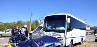 Çerkezköy: Tekirdağ'da düğüne giden yaşlı çift kazada öldü
