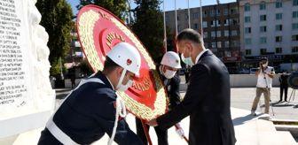 Mehmet Turgut: Adıyaman'da 30 Ağustos Zafer Bayramı törenle kutlandı